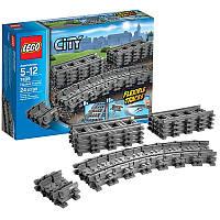 Лего Сити Гибкие пути LEGO City 7499: Flexible Tracks