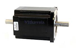 Шаговый двигатель 8.5N.m 34HS4802В  5.0А NEMA34 (вал на две стороны), фото 3