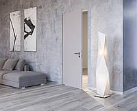 Межкомнатная дверь ELDOOR standart Модель Colour 0204 (Дымчатый) в проем 2100х900