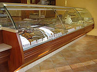 Холодильная торговая гастрономическая витрина tecnobanc