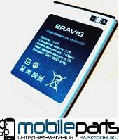 Оригинальный аккумулятор АКБ (Батарея) BRAVIS Jazz 1100mAh 3.7V