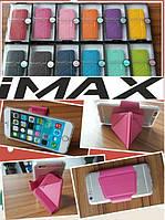 Чехол-книжка iMAX для Samsung Galaxy J3 black