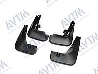 Брызговики полный комплект для Chevrolet Aveo Sedan 2012- (95953991;95463818), комплект 4шт. MF.CHAV2012, фото 1