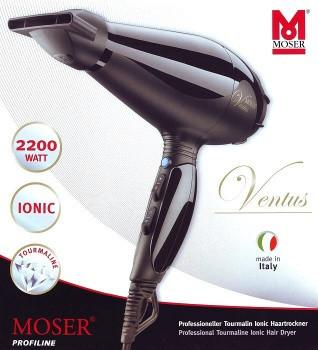 Фен с турмалином Moser Ventus SW (4350-0050)