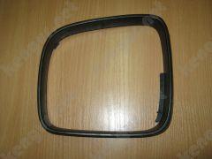 Рамка/ободок зеркала VW T5 Caddi 3/фольцваген Т5 Кадді 3 ліве