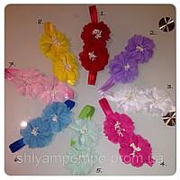 Детские повязки на голову 2014