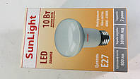 Led лампа энергосберегающая  Sunligh  R63AP-10W-WW-E27