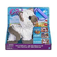 Интерактивная игрушка FurReal Friends Забавный котенок Ками Hasbro C1156EU4