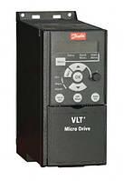 Частотный преобразователь Danfoss (Данфосс) VLT Micro Drive FC 51 1,5 кВт / 1фаз. (132F0005)