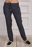 Женские летние брюки штапельние, р.М код 2420М