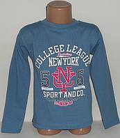 """Кофта для мальчика """" College league""""  4,5,6,7,8 лет"""