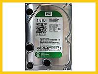 HDD 1.8TB SATA3 3.5 WD Green WD18EZRX WMC1T2326047