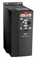 Частотный преобразователь Danfoss (Данфосс) VLT Micro Drive FC 51 2,2 кВт / 1фаз. (132F0007)