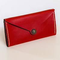 Кожаный женский кошелек ручной работы Hordi