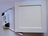 LED панель ABS Lemanso 12W   LM474  6500K квадрат 900LM