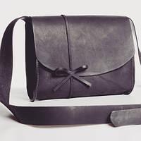 Кожаная женская сумка ручной работы Hordi