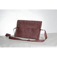 Кожаная мужская сумка ручной работы Hordi