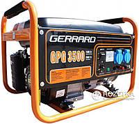 Генератор бензиновий GERRARD GPG3500