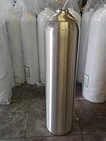 Баллон алюминиевый BTS 7L 200 BAR с вентилем, фото 1