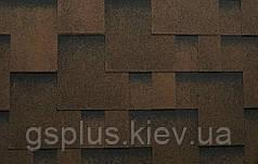 Бітумна черепиця роккі (Україна) квадрат