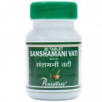 Самшамани вати (Саншмани вати) 60 таб для лечения всех видов токсических отравлений и лихорадки
