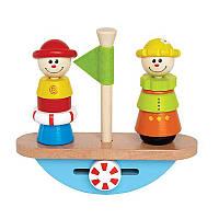 Детская качалка Корабль Hape (E0423), фото 1