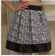 """Юбка """"Трапеция"""" для настоящих модниц, разные цвета в ассортименте и размеры."""