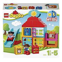 Конструктор Lego 10616 Duplo Мой первый домик My First La Mia Prima Casetta