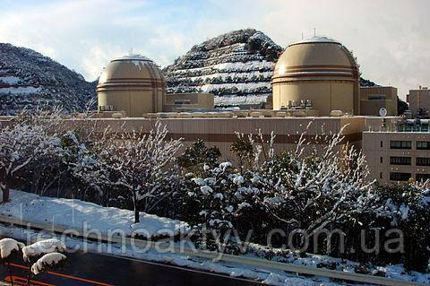 АЭС Охи в префектуре Фукуи, Япония