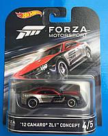 Коллекционная машинка Hot Wheels Camaro ZL1