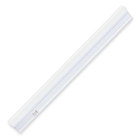 Линейный светодиодный светильник RIGHT HAUSEN HN-042032 7W Т5 6500К 580мм Код.58946