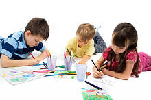Матеріали для дитячої творчості