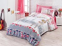 Комплект постельного белья для девочки Pretty Pembe, ранфорс
