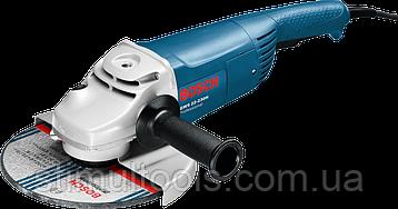 Кутова шлифмашина (болгарка) Bosch GWS 22-230 H
