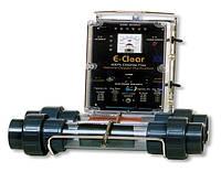 Система  очистки воды в бассейне E-clear