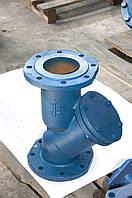 Фильтр осадочный фланцевыйFOF-A.02-150.00 фильтр DN150, фото 1