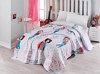 Комплект постельного белья для девочки Fashion Girl Pembe, ранфорс