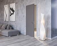 Межкомнатная дверь ELDOOR standart Модель Colour 0206 (Темно серый) в проем 2100х950