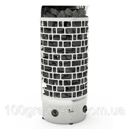 Электрокаменка SAWO ARIES TOWER HEATER ROUND-ARI3 90NB