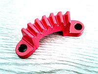 Сегмент зубчатый тарелки вязального аппрата пресс-подборщика Welger AP12, z7 (7 зубьев) 0765.02