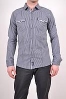 Рубашка мужская (Slim fit) G-Port 20/7 Размер:44