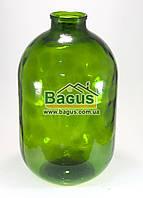 Бутыль стеклянный 10л СКО (горлышко 82) без крышки