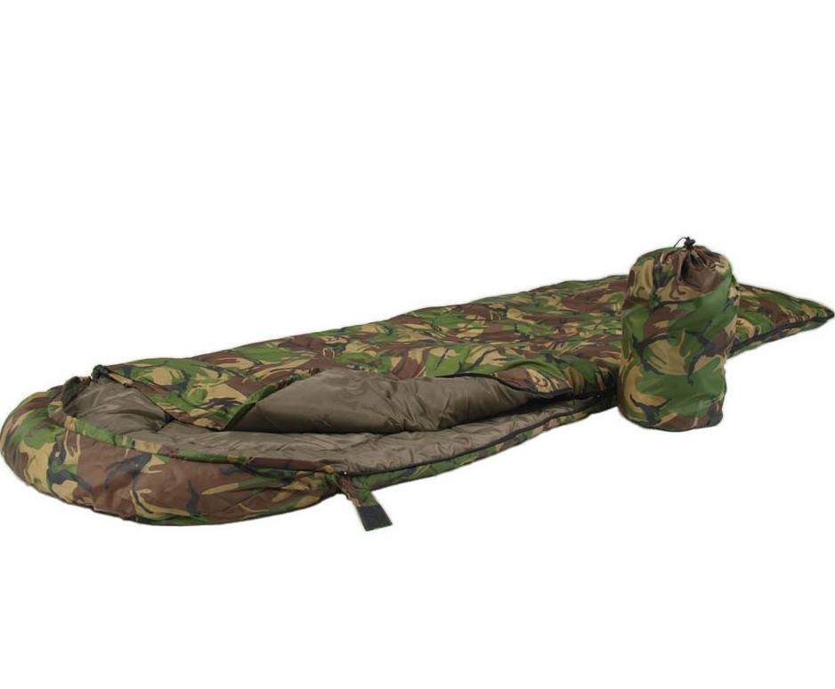 Спальный мешок MilTec Steppdecken DPM 14104033