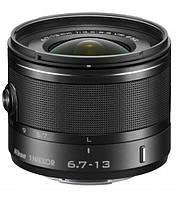 Объектив Nikon 1 6.7-13 mm f/3.5-5.6 VR Black (JVA706DA)