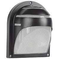 Светильник НПП2501 черный/ресничка 60Вт IP54 IEK