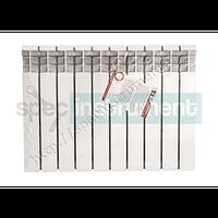 Биметаллический радиатор отопления Bitherm 500x80 1 секция