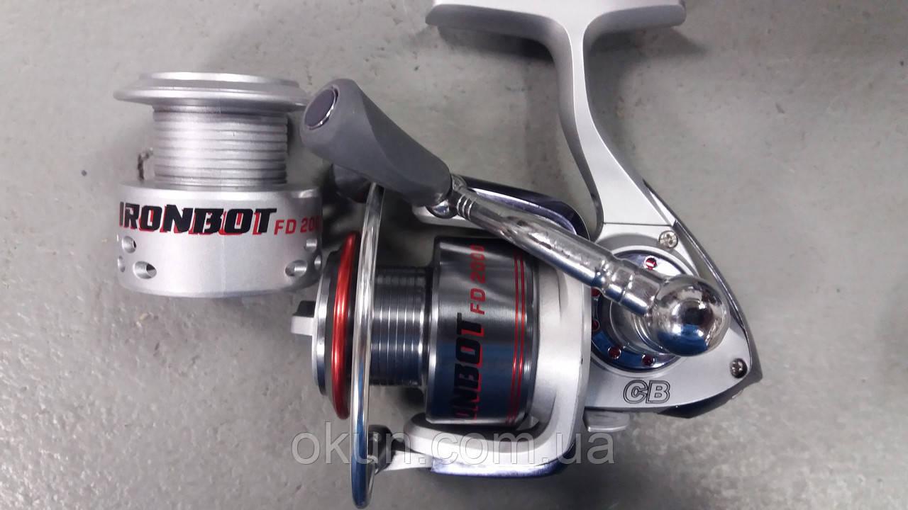 Катушка Ironbot 2000 7+1 BB