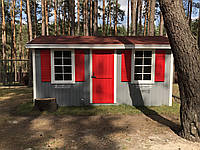 Садовый домик 5 х 2,5 м
