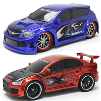 NEW BRIGHT Радиоуправляемые машинки SPORT в ассортименте Mitsubishi Evo X, Subaru  Impreza WRX STI (921)