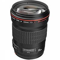 Объектив Canon EF 135 mm f/2.0L USM (2520A015)